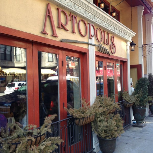 Artopolis Bakery Cafe Agora Chicago Il