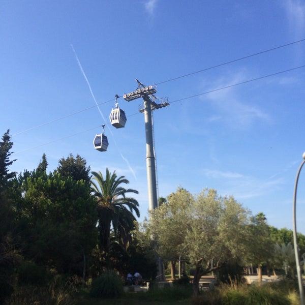 Photo prise au Jardins de Joan Brossa par Carlos I. le9/1/2016