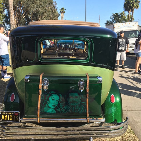 Photo taken at Chicano Park by David L. on 4/24/2016