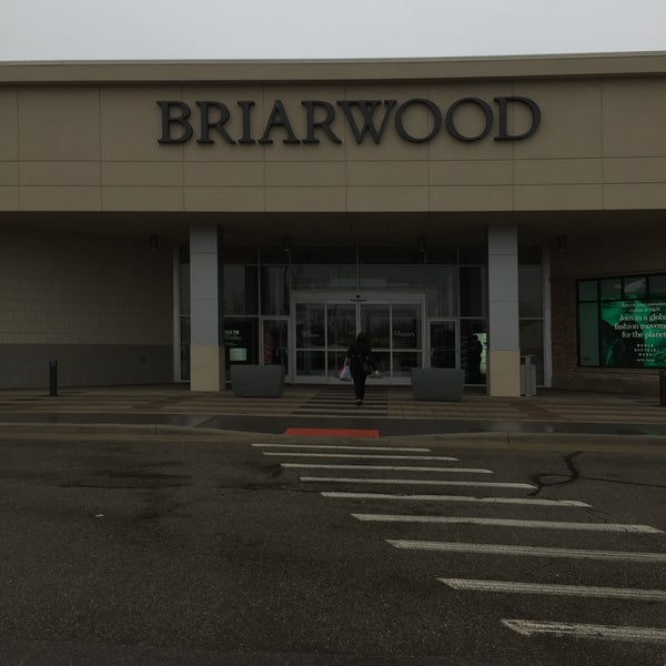 Photo taken at Briarwood Mall by Peter S. on 4/7/2016