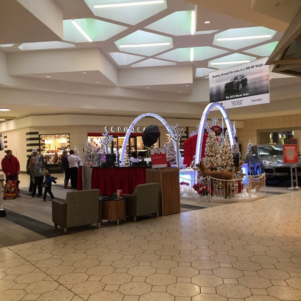 Photo taken at Briarwood Mall by Peter S. on 12/1/2015