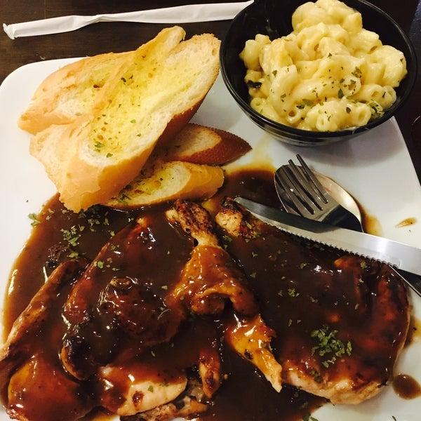 Photo taken at LeBOSS Restaurant by Atikah on 1/21/2017