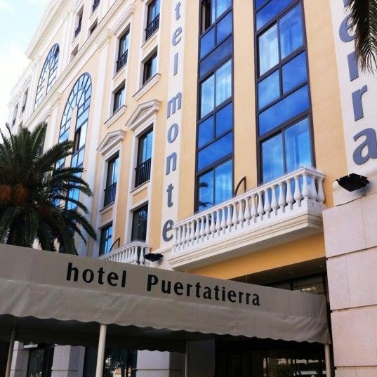 Hotel monte puertatierra c diz andaluc a - Hotel puertatierra cadiz ...
