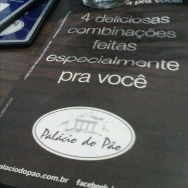 Photo taken at Palácio do Pão by Raphael R. on 3/24/2013