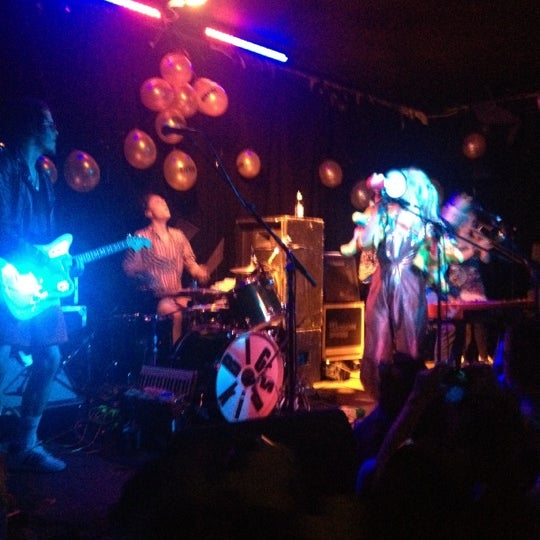 Photo taken at Hoxton Square Bar & Kitchen by Chad S. on 10/17/2012