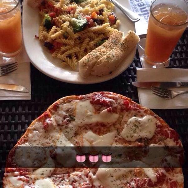 Photo taken at California Pizza Kitchen by Katherine V. on 3/16/2016
