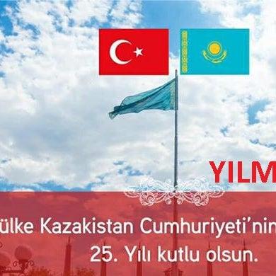 Ebedî dost ve kardeş Kazakistan'ımız! Bin/ler yaşa!