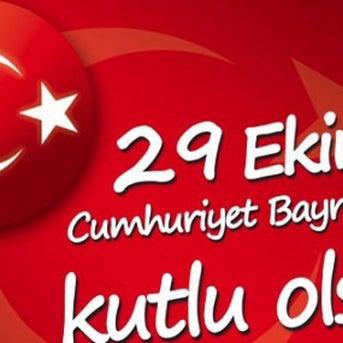 29 Ekim CUMHURİYET BAYRAMIMIZ Kutlu Olsun...