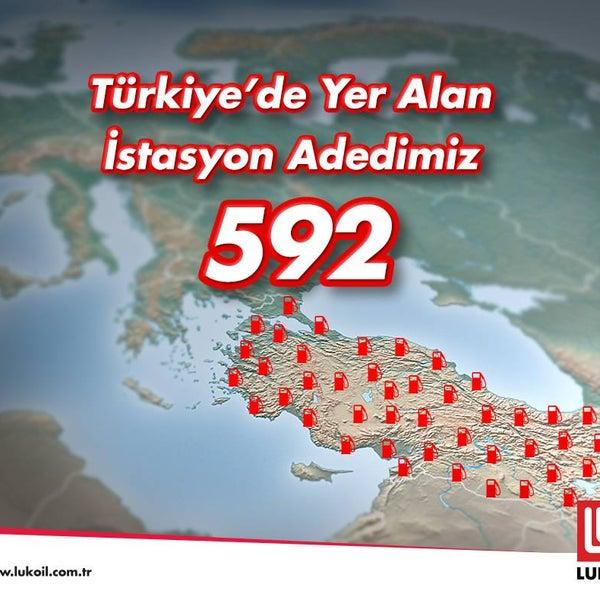 Mevcut varlıklarımızı geliştirip istasyon ağımızı genişletiyoruz! #LukoilTürkiye##yozgatlukoil##yılmazpetrol