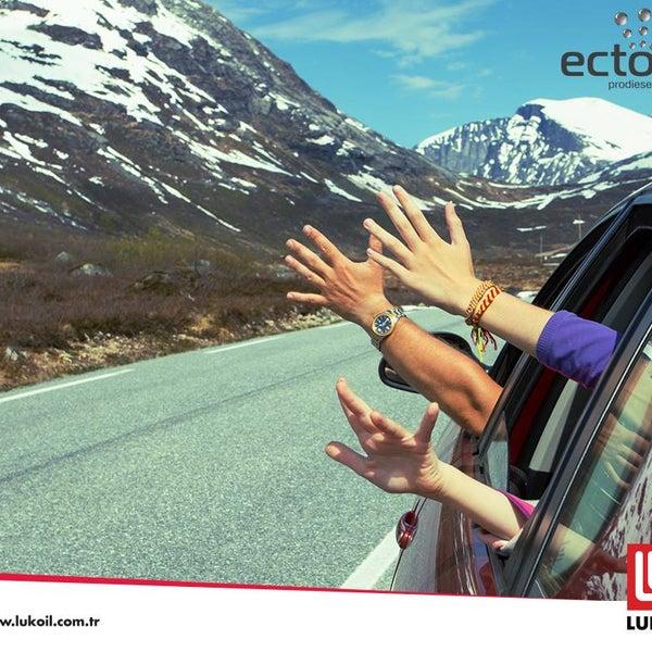 LUKOİL Akışkanlık sağlayan katıklarla zenginleştirilen ECTO Prodiesel, soğuk havalarda da dizel kullanıcıların yanında! #yılmazpetrol##lukoil##yozgat#