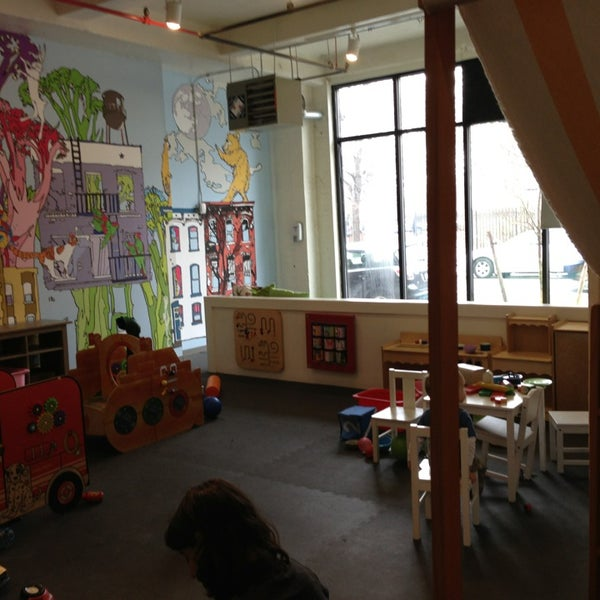 Photo taken at PLAY Greenpoint by randy k. on 2/3/2013