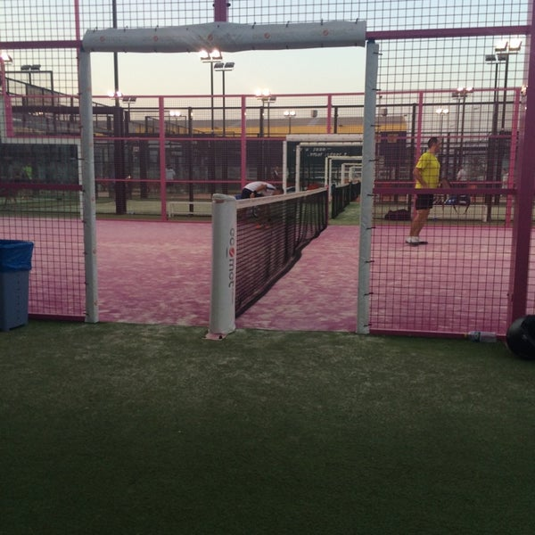 Photo taken at Ecommpadel by José Manuel L. on 7/17/2014