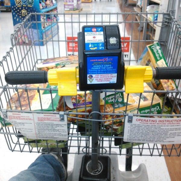 Photo taken at Walmart by Rico J. on 4/6/2013