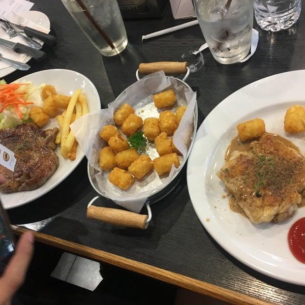 Photo taken at Santa Fe' Steak & More by Punnapa P. on 3/2/2017