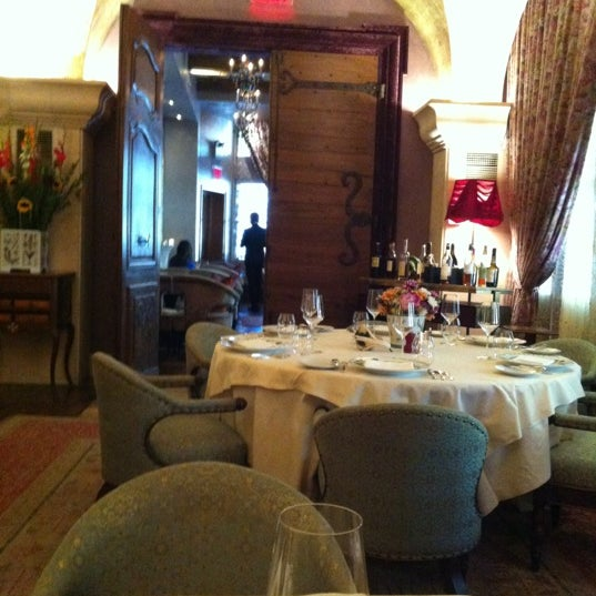 Photo taken at Bouley by Benjamin L. on 10/13/2012
