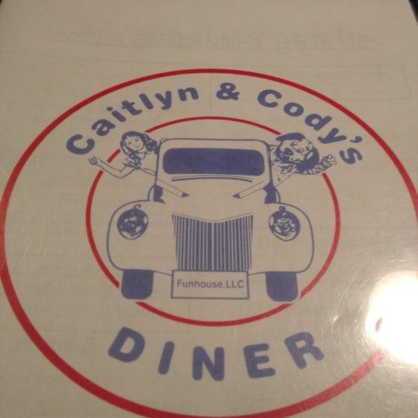 Caitlyn Cody S Diner Restaurant Quakertown Pa