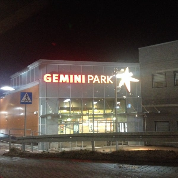 gemini park tarn w shopping mall. Black Bedroom Furniture Sets. Home Design Ideas