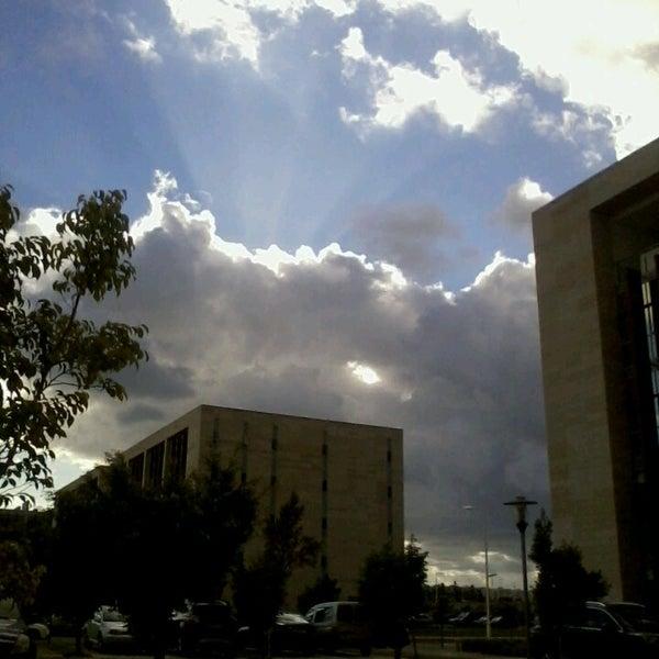 Photo taken at Technopolis by Abderrahman E. on 3/1/2013