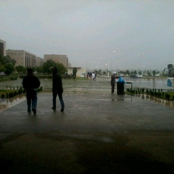 Photo taken at Technopolis by Abderrahman E. on 3/13/2013