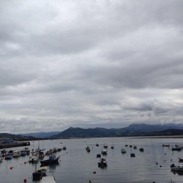 Photo taken at Santoña by Silbia R. on 8/20/2014