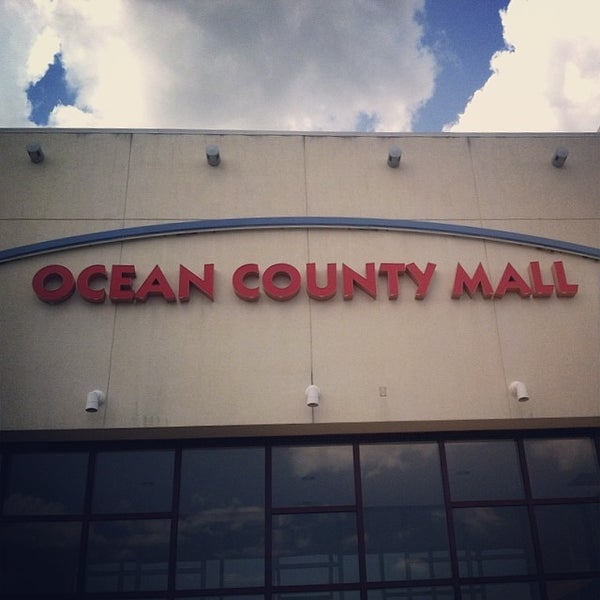Photo taken at Ocean County Mall by Michael G. on 5/18/2014