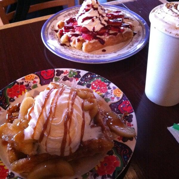 Foto tirada no(a) The Waffle Window por Ariel A. em 1/28/2013