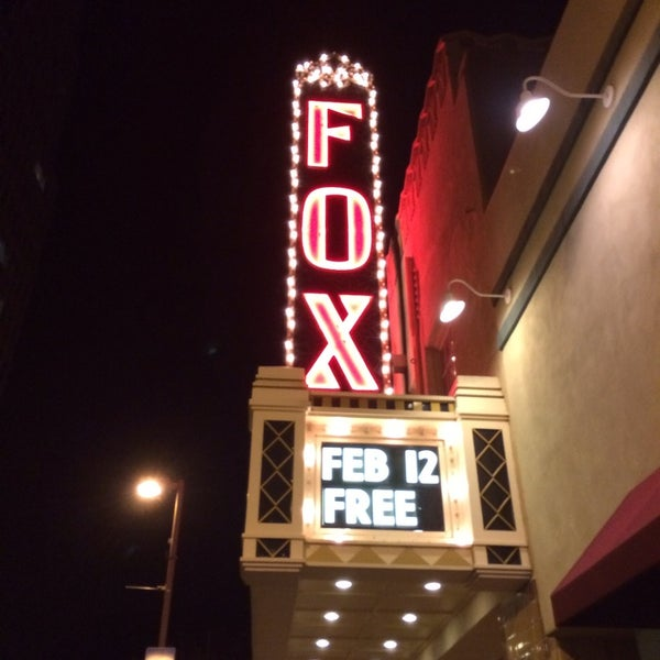 Photo taken at Fox Tucson Theatre by Cari S. on 2/14/2014
