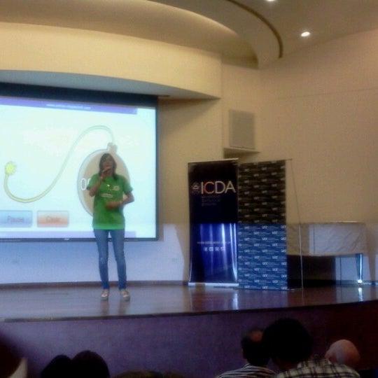 Photo taken at ICDA - Escuela de Negocios de la UCC by Jo I. on 11/22/2013