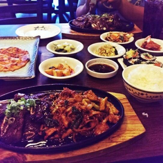 Seoul Kitchen Tucson Menu