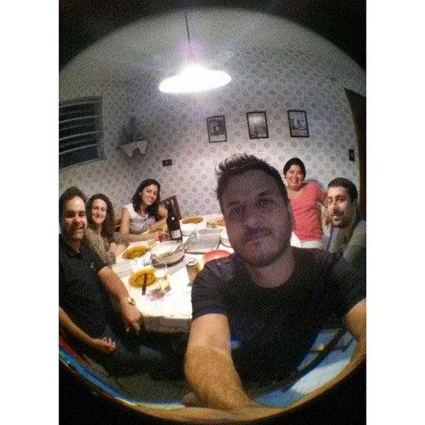 Photo taken at Canal 4 Restaurante e Pizzaria by Anderson P. on 9/18/2014
