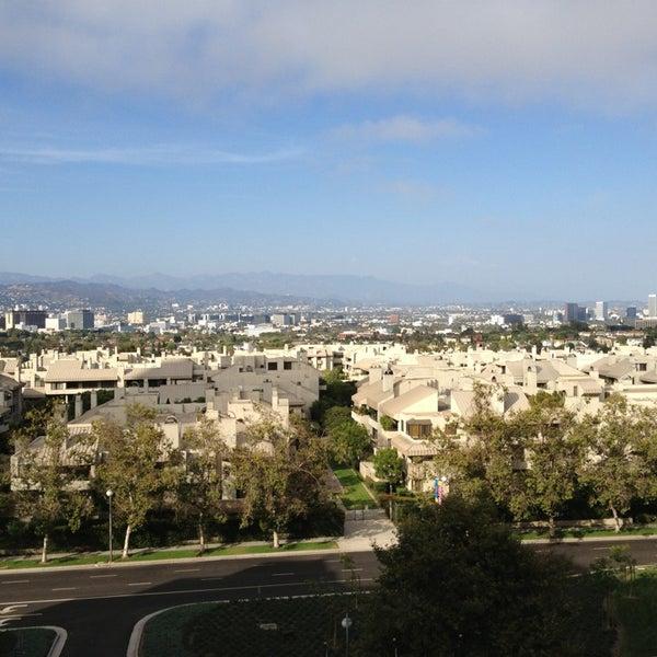 Photo taken at InterContinental Los Angeles Century City by Jon T. on 7/25/2013