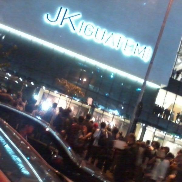 Photo taken at Shopping JK Iguatemi by José Mário M. on 6/17/2013
