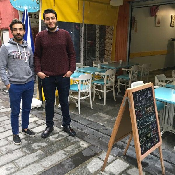 10/30/2015 tarihinde Ali Ş.ziyaretçi tarafından Otlangaç Kahvaltı & Kafe'de çekilen fotoğraf