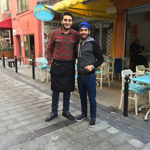 11/14/2015 tarihinde Ali Ş.ziyaretçi tarafından Otlangaç Kahvaltı & Kafe'de çekilen fotoğraf