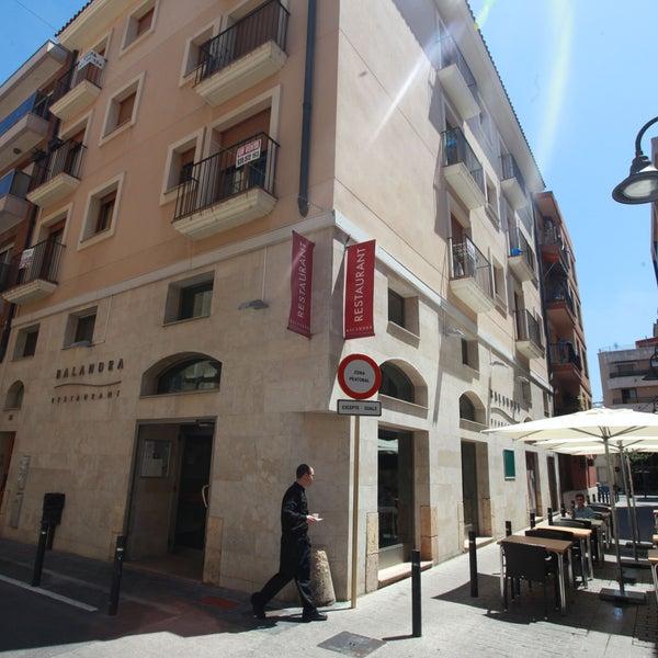 Foto tomada en Restaurant Balandra por Tarragona T. el 11/6/2012