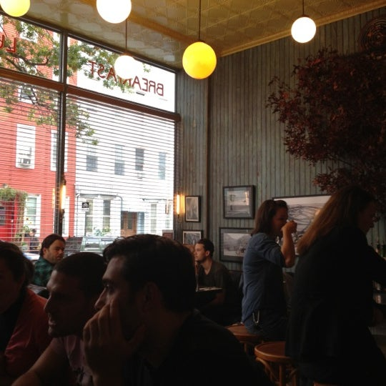 Photo taken at Cafe Colette by Fer E. on 10/27/2012