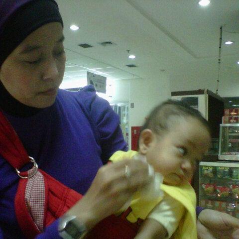 Photo taken at Bandung Trade Centre - BTC Fashion Mall by Windi R. on 9/16/2012