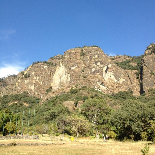 Foto tirada no(a) Campo Escuela Scout Meztitla por Jessie G. em 12/27/2012
