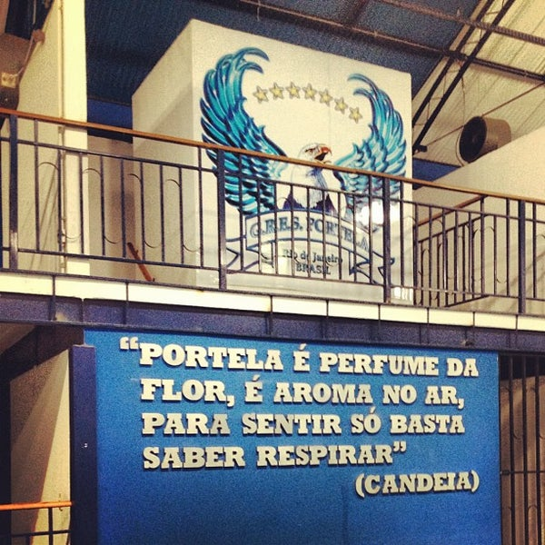 Foto tirada no(a) G.R.E.S. Portela por Pedro C. em 12/12/2012