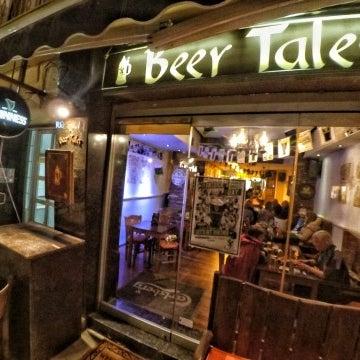 Photo taken at Beer Tales by Antonis D. on 3/17/2017