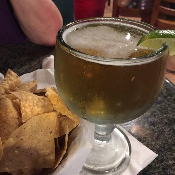 Photo taken at Mexi-Go Restaurant by Richard E R. on 7/27/2016