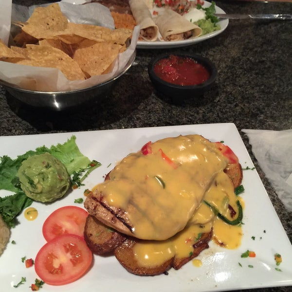 Photo taken at Mexi-Go Restaurant by Richard E R. on 9/8/2015