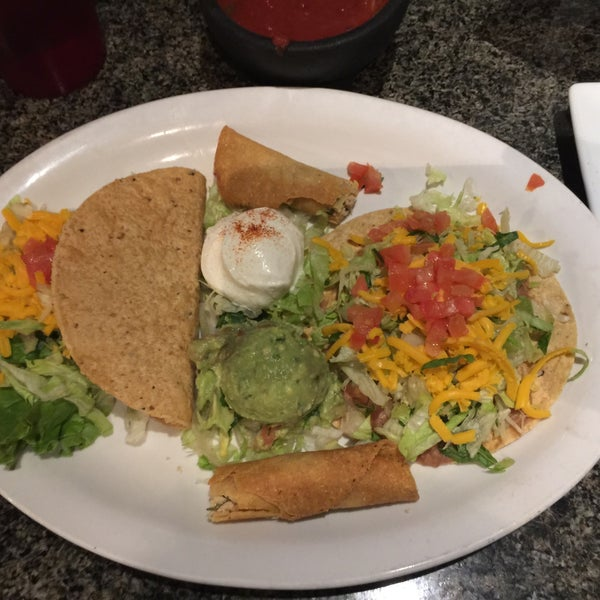 Photo taken at Mexi-Go Restaurant by Richard E R. on 11/15/2015