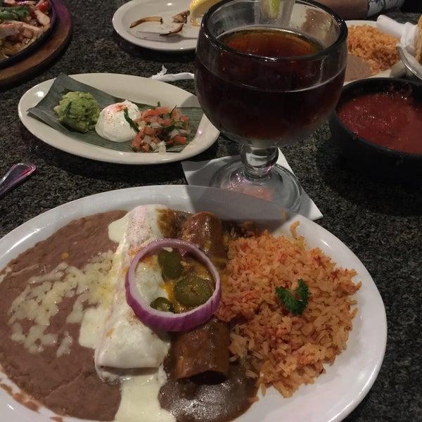 Photo taken at Mexi-Go Restaurant by Richard E R. on 2/8/2017