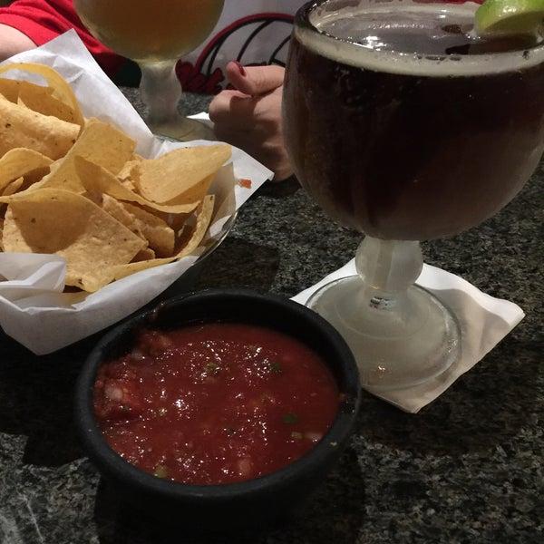 Photo taken at Mexi-Go Restaurant by Richard E R. on 10/14/2016