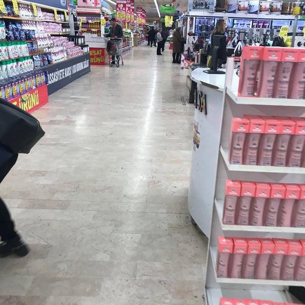 2/1/2018 tarihinde AsLı A.ziyaretçi tarafından Iyaş Market'de çekilen fotoğraf