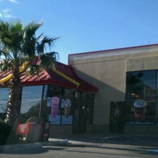 Mcdonalds fast food restaurant in san antonio for Places to fish in san antonio