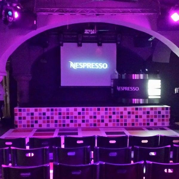 Photo taken at Music Bar Phenomen by Martin K. on 4/23/2014