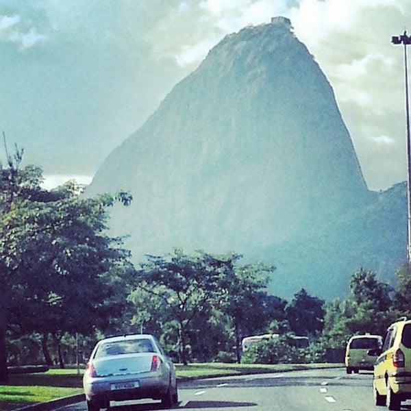 Photo taken at Rio de Janeiro by Bruna M. on 4/6/2013