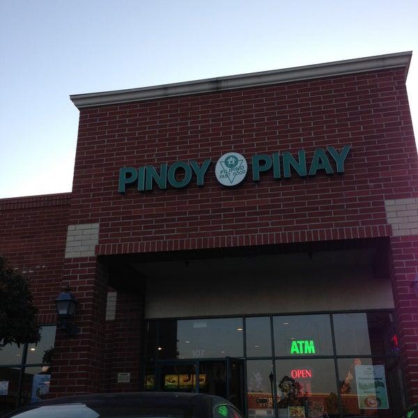 Pinoy Pinay Restaurant Menu Cerritos